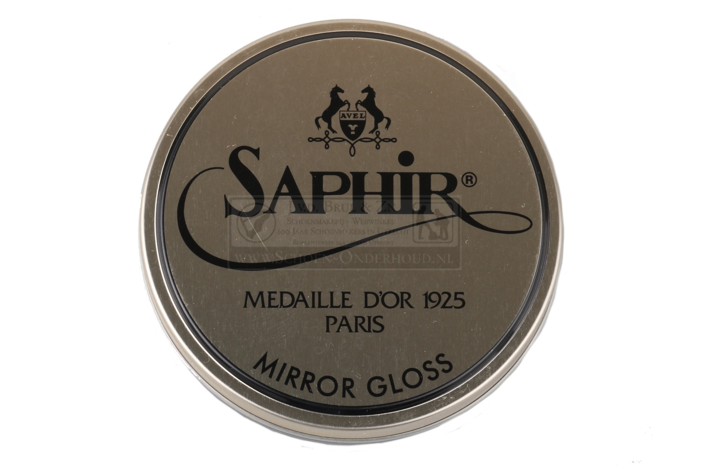 Saphir Medaille DOr